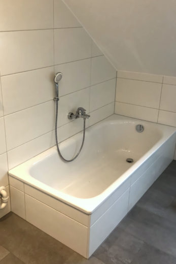 Badewanne Sanitär Sanierung Haustechnik Biancofiore