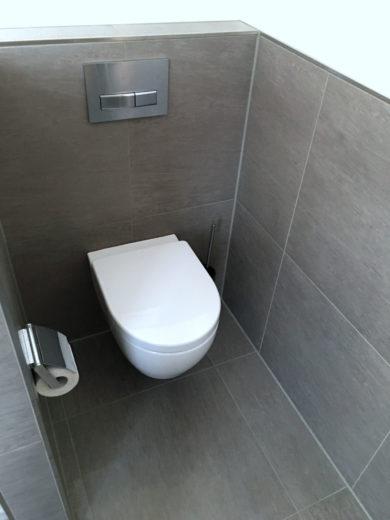 Gäste WC Haustechnik Biancofiore
